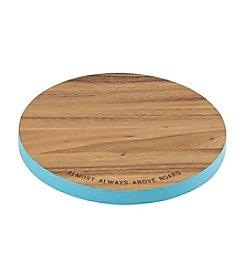kate spade new york® All In Good Taste Round Cutting Board