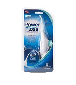 As Seen on TV Power Floss Dental Water Jet