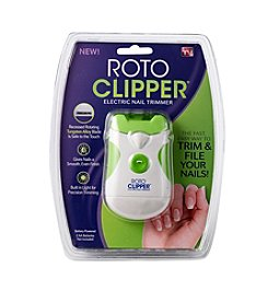 As Seen on TV Roto Clipper Electric Nail Trimmer