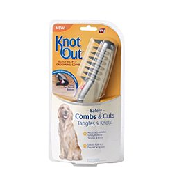 As Seen on TV Knot Out Pet Brush