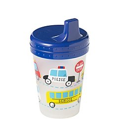 LivingQuarters Cars And Trucks Sippy Cup