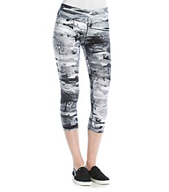 Calvin Klein Performance Printed Crop Leggings