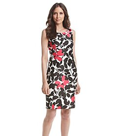 Kasper® Sleeveless Shantung Dress