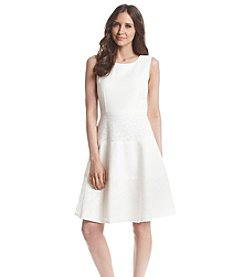 Kasper® Sleeveless Lace Dress