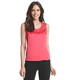 Kasper® Sleeveless Neptune Blouse