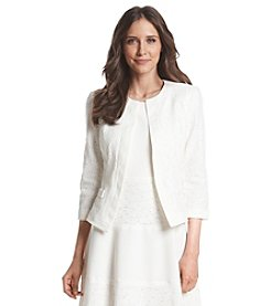 Kasper® Fly Away Lace Blazer