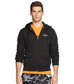 Polo Sport® Men's Full Zip Long Sleeve Fleece Hoodie