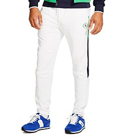 Polo Sport® Men's Stretch-Twill Track Pants