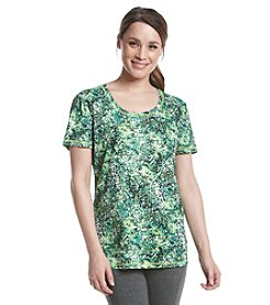 Exertek® Petites' Short Sleeve Splash Tee
