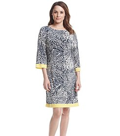 Jessica Howard® Patterned Dress