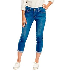 Levi's® Mid Rise Skinny Crop Jeans