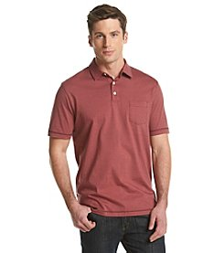 John Bartlett Consensus Men's End on End Jersey Short Sleeve Polo