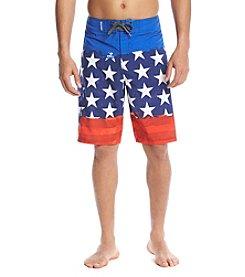 Ocean Current® Men's Banner Boardshorts