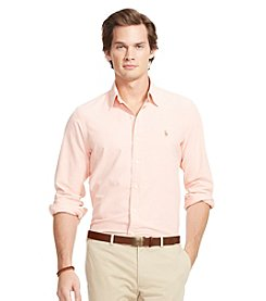 Polo Ralph Lauren® Men's Long Sleeve Oxford Shirt