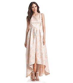 Adrianna Papell® Jacquard High-Low Dress