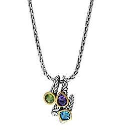 Effy® Sterling Silver Necklace