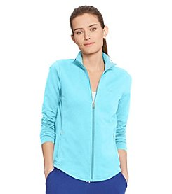 Lauren Active® Full-Zip Cotton Jacket