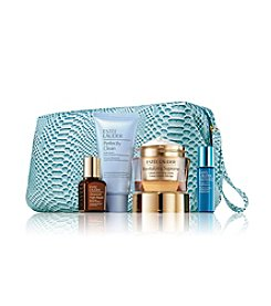 Estee Lauder Global Anti-Aging Gift Set (Includes a Full-Size Revitalizing Supreme Creme)