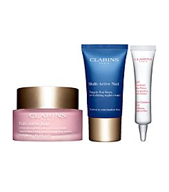 Clarins Multi-Active Skin Starter Kit (A $78 Value)