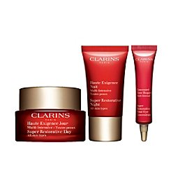 Clarins Super Restorative Skin Starter Kit (A $200 Value)