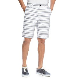 Dockers® Men's Flat Front Striped Shorts