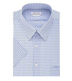 Van Heusen® Men's Checkered Poplin Shirt