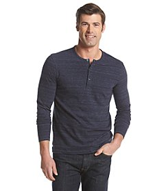 Michael Kors® Men's Long Sleeve Space Dye Henley