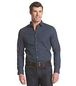 Michael Kors® Men's Slim Fit Damien Long Sleeve Button Down Shirt