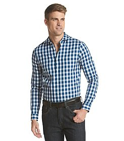 Michael Kors® Men's Slim Balint Check Long Sleeve Button Down Shirt
