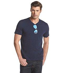 Michael Kors® Men's Sunglasses Graphic V-Neck Short Sleeve Tee