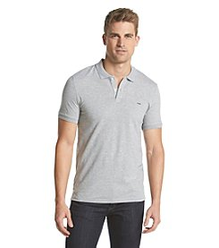 Michael Kors® Men's Liquid Pique Short Sleeve Polo