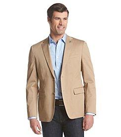 Michael Kors® Men's Tailored Cotton Sateen Blazer