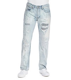 Buffalo by David Bitton Men's Sixx Slim Straight Jeans