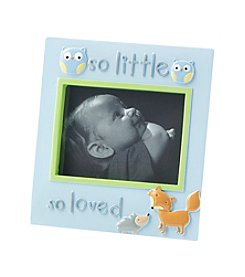 Cuddle Bear® Baby Boys Sonogram Frame
