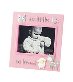 Cuddle Bear® Baby Girls' Sonogram Frame