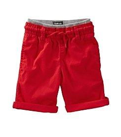 OshKosh B'Gosh® Boys' 2T-7 Solid Cuffed Shorts