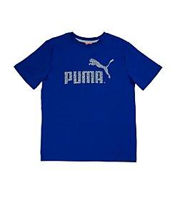 PUMA® Boys' 8-20 Short Sleeve