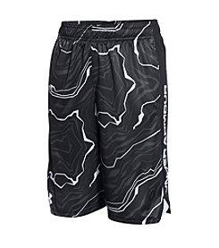 Under Armour® Boys' 8-20 Eliminator Printed Shorts