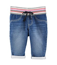 Squeeze® Girls' 7-16 Knit Waistband Bermuda Shorts