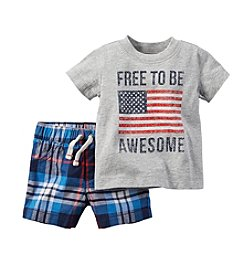 Carter's® Baby Boys 2-Piece