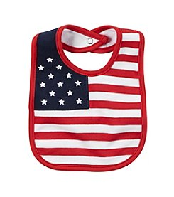 Carter's® Baby American Flag Bib