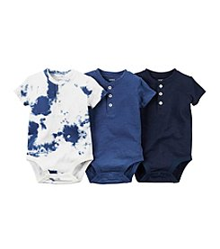 Carter's® Baby Boys 3-Pack Assorted Bodysuits