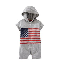 OshKosh B'Gosh® Baby Boys' American Flag Coverall