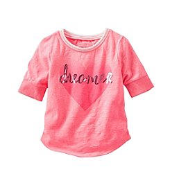 OshKosh B'Gosh® Girls' 2T-6X Dreamer Printed Tee