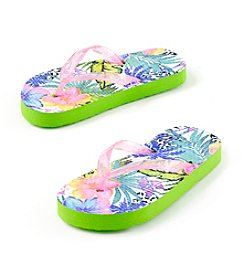 Mambo® Girls' Amazon Cutie Flip-Flop