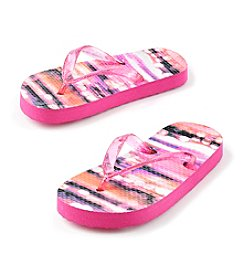 Mambo® Girls' Bright Lights Flip Flop
