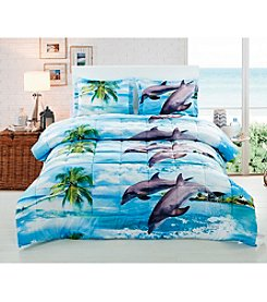 HomeChoice Hawaii 3-pc. Comforter Set