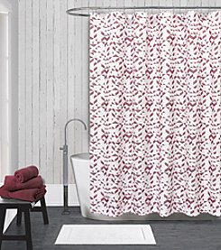 LaMont Home® Kinetic Shower Curtain