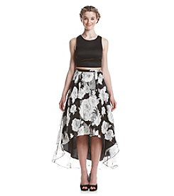 My Michelle® Floral Two Piece Dress