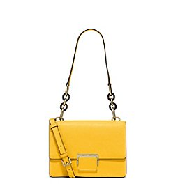 MICHAEL Michael Kors® Cynthia Small Leather Shoulder Flap Bag